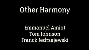 Other Harmony, From Total Harmony to Combinatorial Harmony