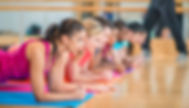 Whitley Bay Fitness Classes
