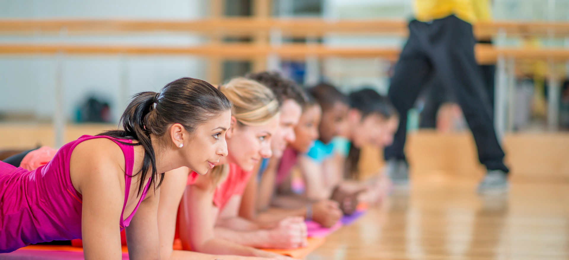 Join our Fitness Classes