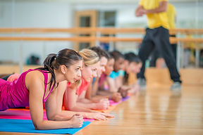 Exercise classes in Southampton