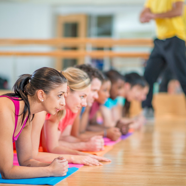 Pilates Instructor Training course