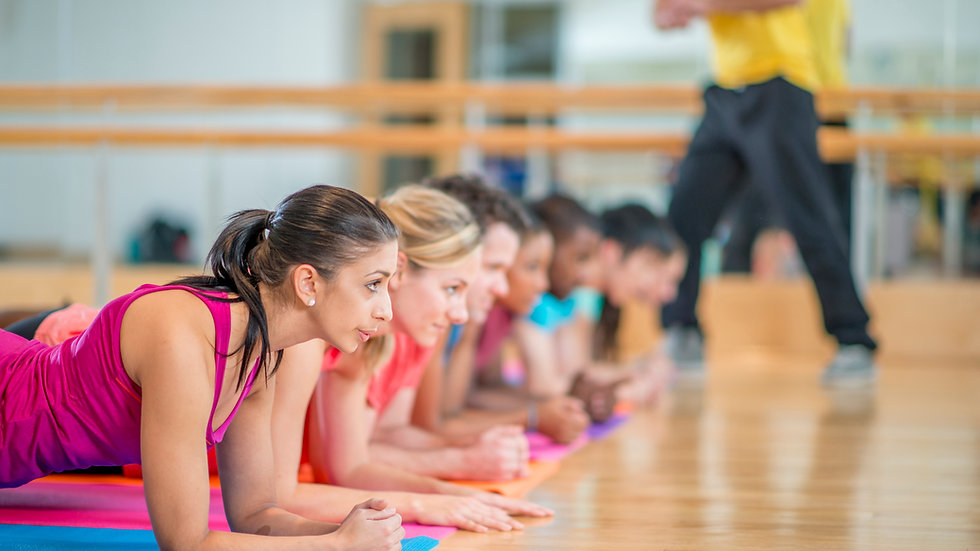 1 Month Unlimited Boot Camp Membership