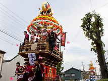 新湊曳山祭り