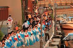 内川輪踊り