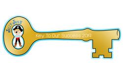 Jolly Josh Gold Key