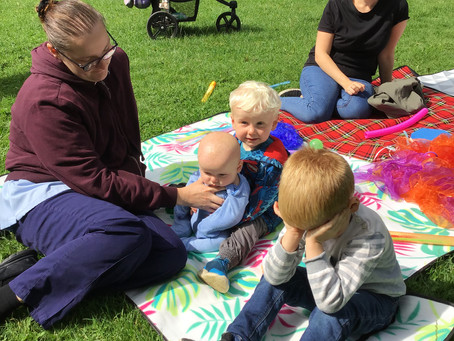 Summer Social - Tandle Hill Park