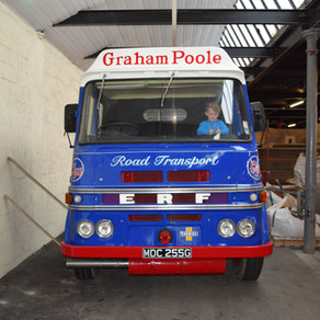 Thank You 'Graham Poole Road Transport'