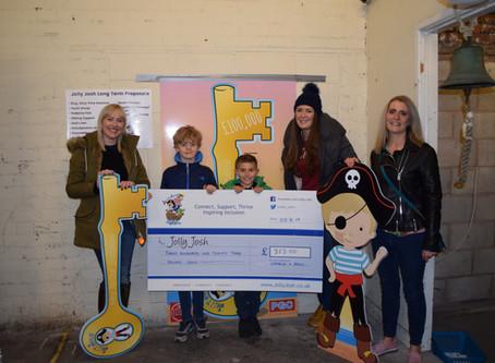 Young Fundraisers Climb Snowdon!