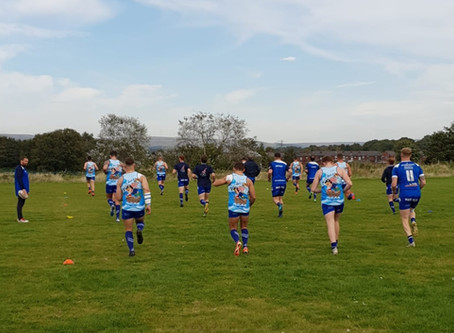 Game Day at Rochdale Mayfield ARLFC