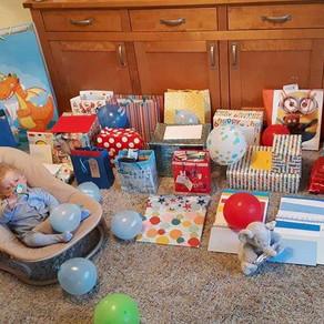 Joshua's 5th Birthday