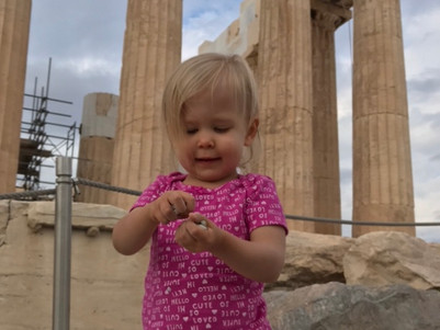 Toddler Travels – Part II – Long Haul Travel; Jet Lag and Navigating a New City