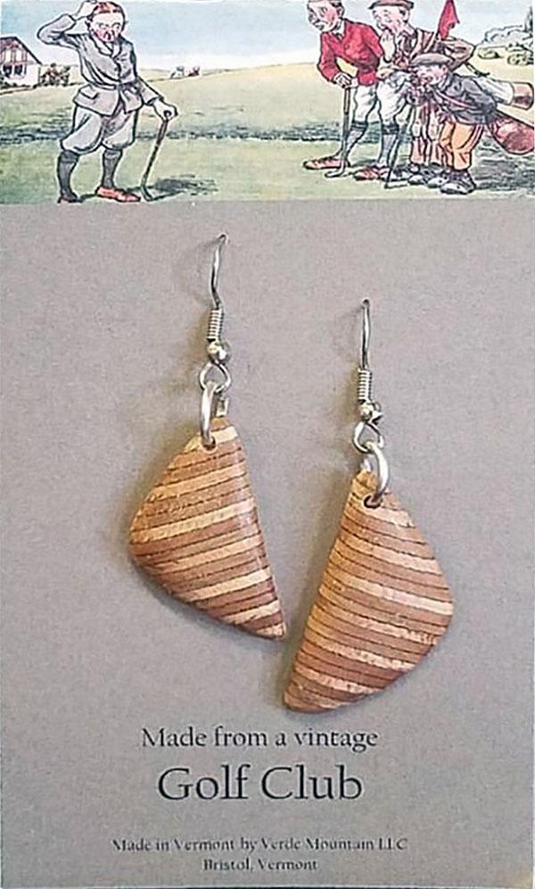 golf-club-earrings