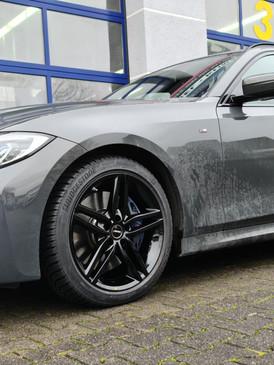 "BMW 3er Touring m it 18"" Autec"