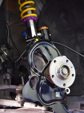 Änderung der Belüftung einer Bremsanlage