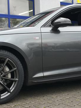 """Audi A4 Avant mit 18"""" WheelWorld"""