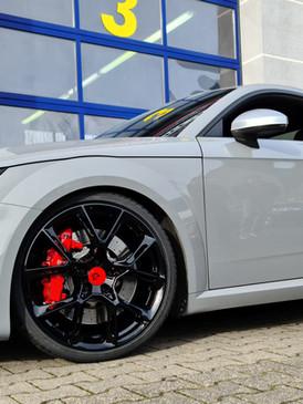 "Audi TTRS mit 20"" MBDesign"