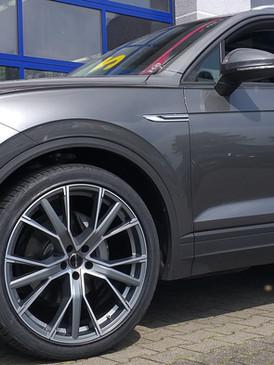 """VW Touareg CR mit 22"""" GMP"""