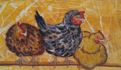 3 Hens by Lisa Furness.jpg