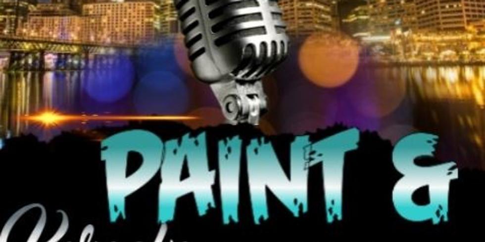 Saturday Night Paint & Karokee (1)