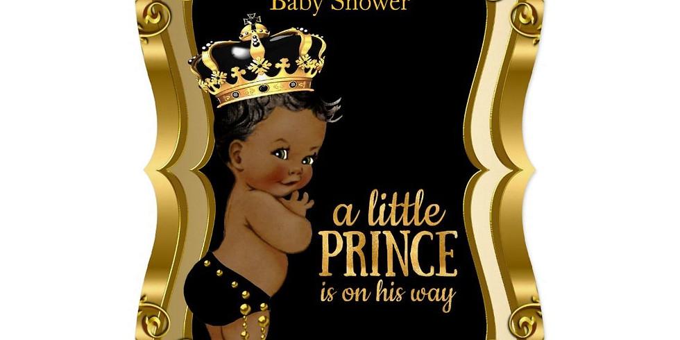 Precious' Baby Shower