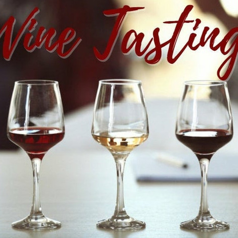 TAKE HOME WINE TASTING TO GO. Pick up Friday evening and Saturday until 6 p.m.