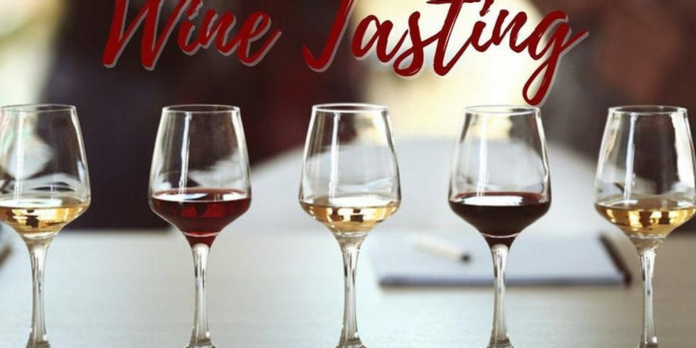 WINE TASTING  & PAINTING TAKE HOME KIT