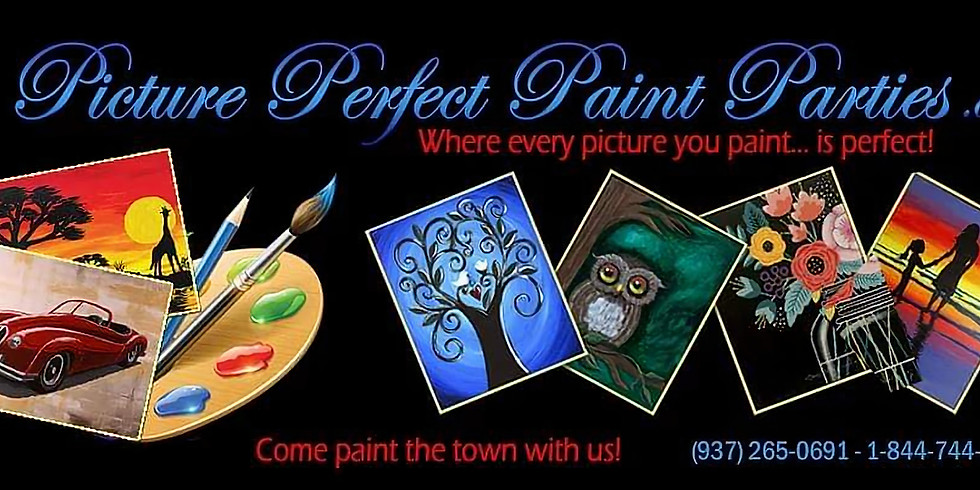 OPEN PAINT FRIDAY-PAINT THE NIGHT AWAY