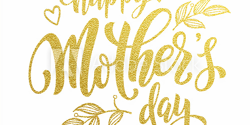 MOM'S DAY - HOME PAINT KIT - NOT VIRTUAL