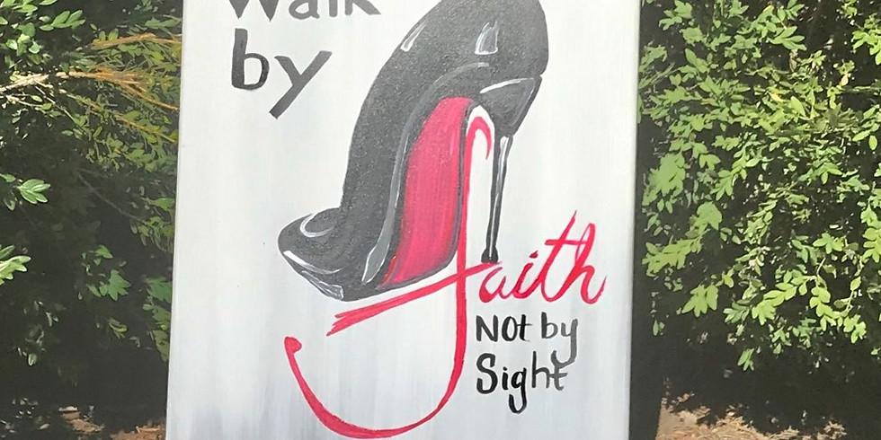 WALK BY FAITH WOMEN'S/MENS VERSION