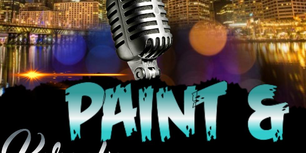 Saturday Night Paint & Karokee