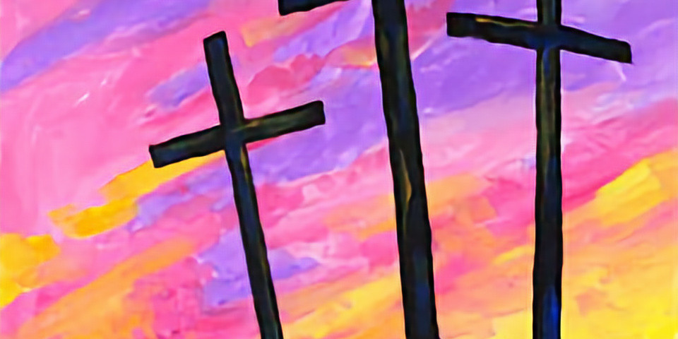 FIRST SIMPLY CHURCH - Mother's Day Paint - PRIVATE