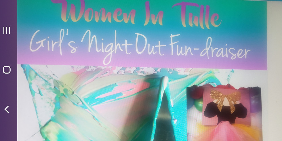 WOMEN IN TULLE PAINT PARTY  (1)