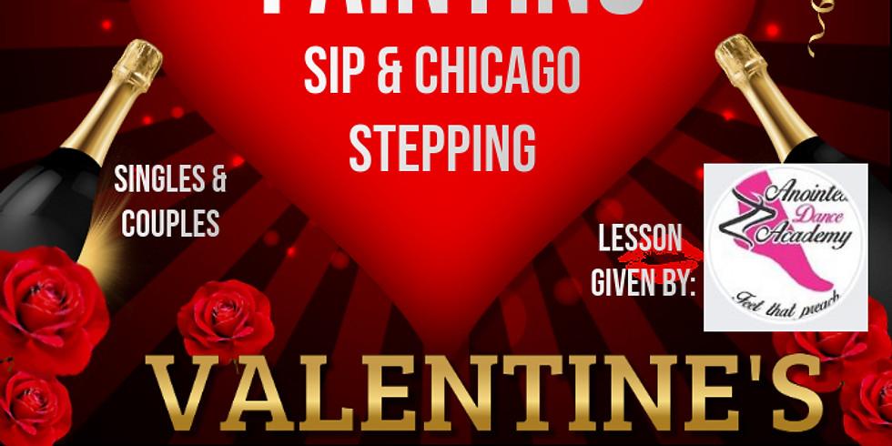 Valentines Paint Couples & Singles