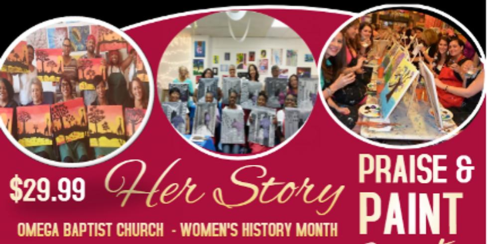 HER STORY - OMEGA BAPTIST CHURCH - WOMEN'S HISTORY MONTH