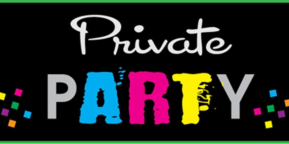 Private bachelorette party