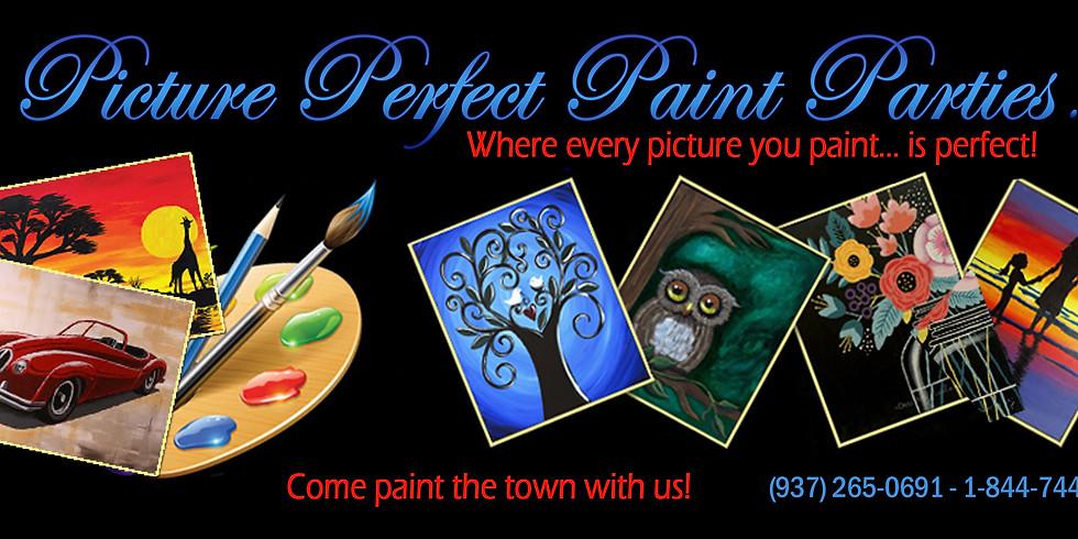 OPEN STUDIO PAINT - Friday night paint