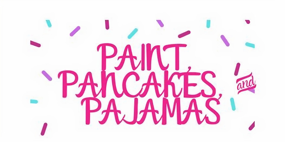 PAINT, PANCAKES & PAJAMAS KIDS SESSION