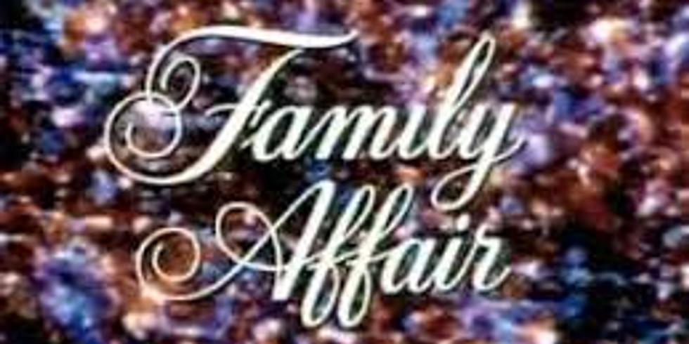 JONES FAMILY THANKSGIVING AFFAIR