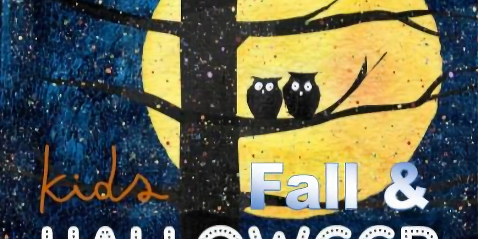 FALL/HALLOWEEN - PANCAKES, PAINT & PARTY