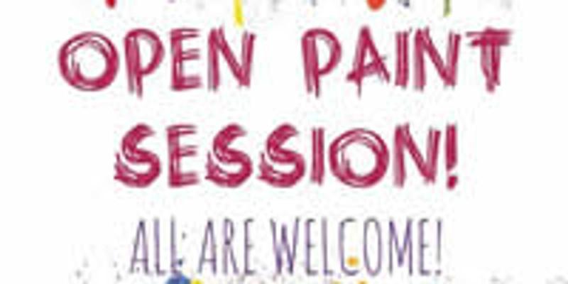 OPEN PAINT & Mommie & Me PAINTINGS