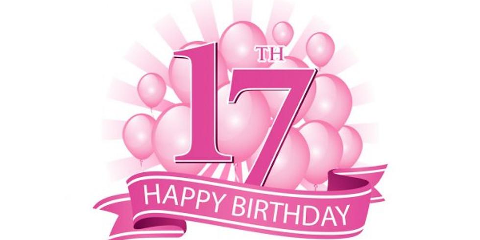 ADRI'ONNA'S 17TH BIRTHDAY BASH
