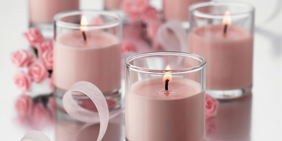 Create your own candles and sip