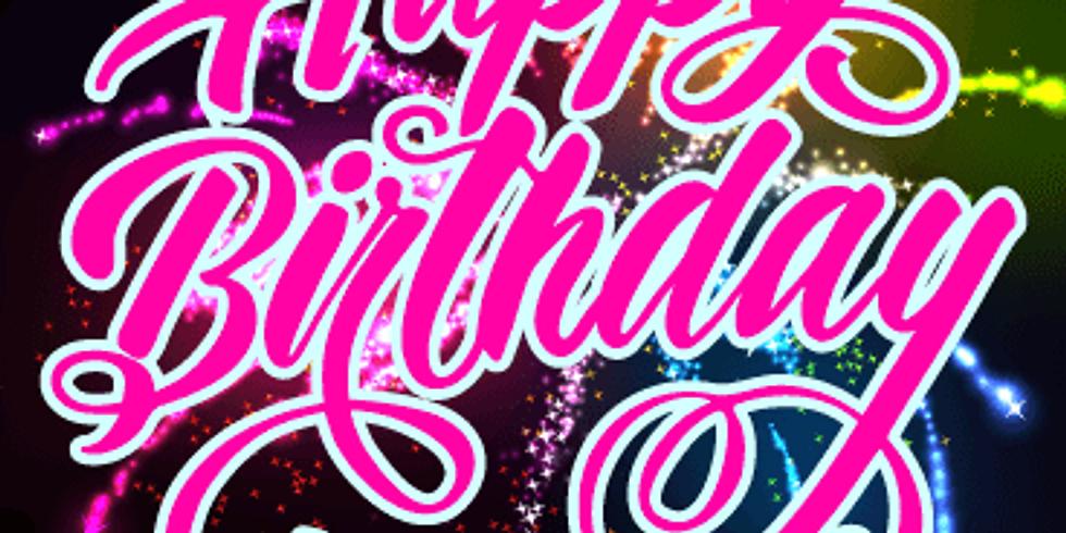 TISHA'S PRIVATE PARTY BIRTHDAY CELEBRATION