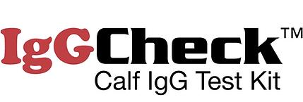 Calf IgG test