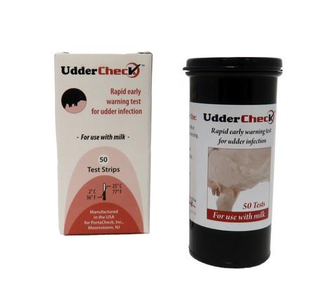 UdderCheck mastitis test