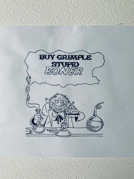 Grimple Boner