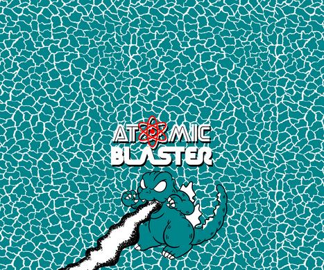 Atomic Blaster