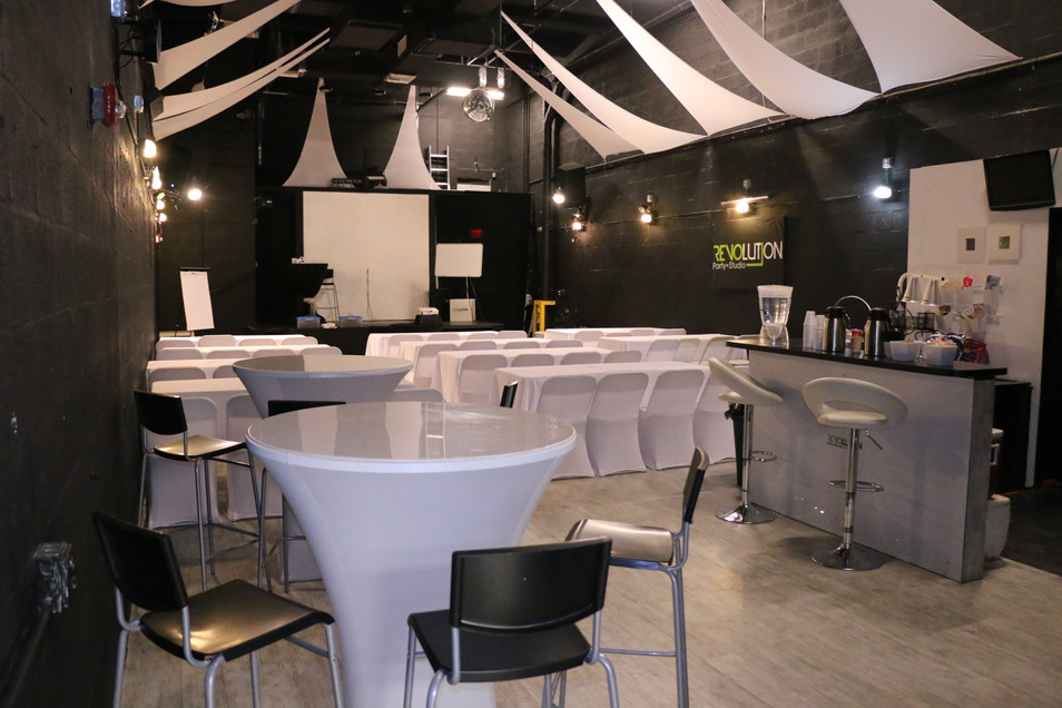 banquet hall for corporate event
