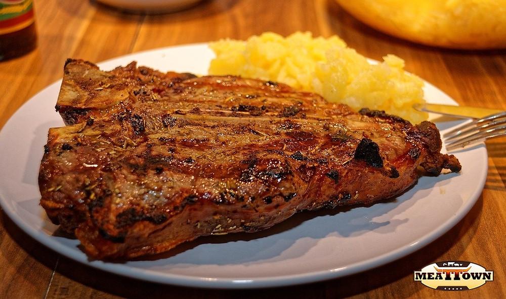 what is t bone meat cut in miami