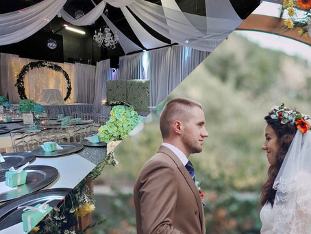 Banquet hall or Garden, what to choose for my Wedding?